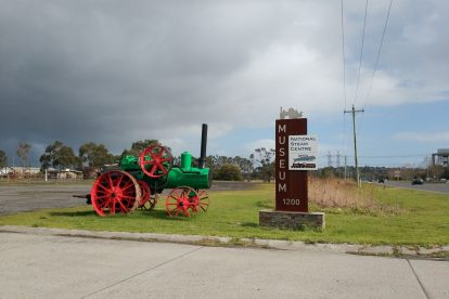 Melbourne Steam Traction Engine Club 0